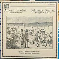 Antonin Dvorak Slavonic Dances Johannes Brahms Hungarian Dances LP MHS 7189W NM