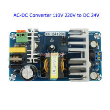 AC-DC Converter 110V 220V to 24V DC 4-6A Power Supply Switching Transformer 100W