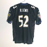 Reebok Baltimore Ravens Ray Lewis Jersey w/Tequila Cazadores Patch Size XL - EUC