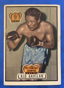 1951 Topps Ringside #73  Kid Gavilan  Excellent