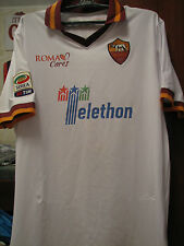 AS Roma Away Memorabilia Football Shirts (Italian Clubs)