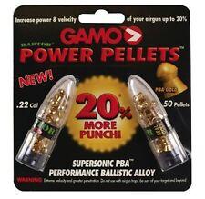 50 Gamo PBA Gold Raptor Power Pellets .22 Caliber Air Rifle - 632264554