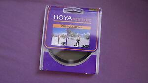 Hoya 77mm Circular Polarising Polarizing Polariser C-PL new