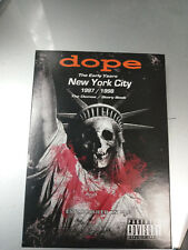 DOPE - The Early Years Demos New York City 1997/98 CD + Story Book in DVD Case
