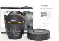 Walimex pro 8 mm 1:3,5 FISH EYE CS Aspherical Objectif pour Nikon