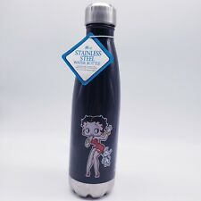 Betty Boop 18oz Stainless Steel Double Wall Water bottle Travel Tumbler Hot/Cold