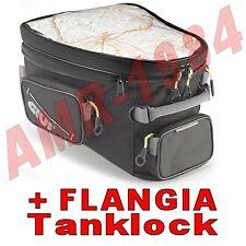 Sacoche de Réservoir Tanklock GIVI EA118 BMW + Bride BF22 GIVI
