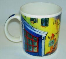 STARBUCKS Chaleur Vincent van Gogh Cafe Terrace at Night Burrows Coffee Tea Mug