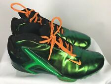 Nike Zoom Hyperflight Gamma Green Bright Citrus 599503-300  Men Size 10.5 Shoes