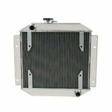 Upgraded 4 Row 62mm Aluminum Radiator For Ford Escort 1971-1980 Manual 1972 1973