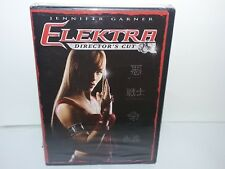 Elektra (DVD, 2 Disc Director's Cut, Region 1, Widescreen) NEW - Many Extras