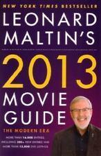 Leonard Maltin's 2013 Movie Guide: The Modern Era (Leonard Maltin's-ExLibrary