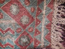 Bohemian Style Bedspread Or Tablecloth
