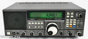 Yaesu FRG-8800 Shortwave Radio Receiver **CLASSIC BEGINNER TO INTERMEDIATE UNIT*