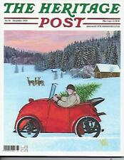 The Heritage Post -Issue 36 (German Edition),*Post included to UK/EU