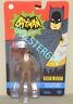 "BOOK WORM Classic Adam West Batman 1966 TV Series 3.75"" Figure DC Funko ReAction"