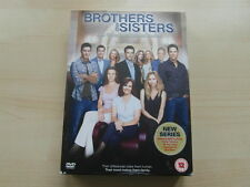 Brothers And Sisters Series 2 (DVD, 2009, 5-Disc Set)