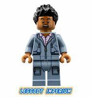 LEGO Minifigure - Simon Masrani - Jurassic World minifig jw003 FREE POST