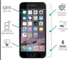 Confezione di 3 in vetro temperato PELLICOLA SCREEN PROTECTOR FOR I PHONE 6 6S 7 qualità superiore