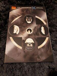 UNIVERSUM X SPECIAL #1 I, Panini Comics 2001, TOP-Zustand 1+