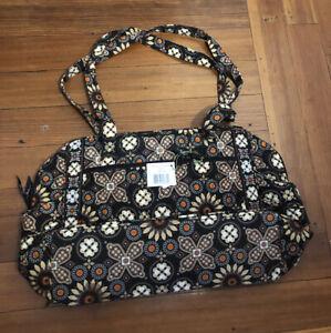 *New* Vera Bradley Canyon Pattern Diaper Bag Messenger Bag *Retired Pattern*