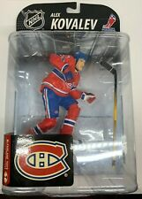Alex Kovalev NHL Montreal Canadiens Hockey Action Figure McFarlane New