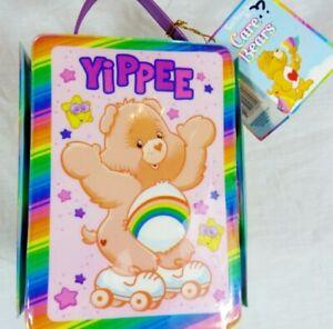 Care Bears Stickety-Doo-Da Sticker Album Carry Cse