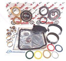 Ford AODE 4R70W Transmission COMPLETE Master Overhaul Rebuild Kit 1996-02 Rubber