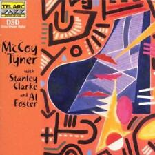 Mccoy Tyner - With Stanley Clarke And Al Foster (NEW CD)