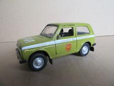 134M Rare Scale 1/34 Novoexport USSR Lada Niva Ban Military Cccp Russian