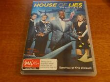 HOUSE OF LIES : FIRST SEASON DVD *BARGAIN*