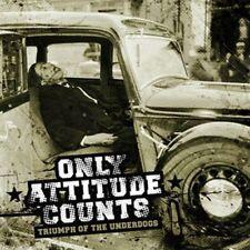 ONLY ATTITUDE COUNTS - Triumph of the underdogs  / Vinyl LP