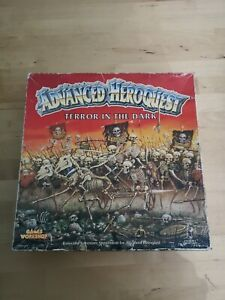 Advanced Heroquest Terror In The Dark Expansion Complete