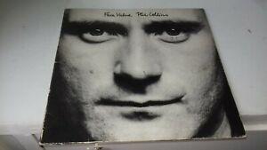 Phil Collins - Face Value lp vinyl - 1st UK press