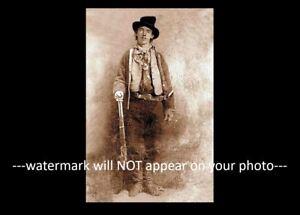 1879 Billy the Kid PHOTO William Bonney REGULATORS Gang Lincoln County War
