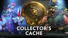 Dota 2 - TI10 Collectors Cache I & II 2020 + Immortal Treasure 1, 2, & 3 SETS