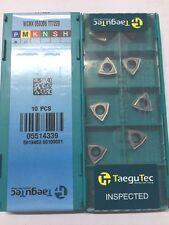 WCMX 050308 TT7220 TAEGUTEC Carbide Inserts (Pack of 10)