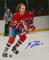 Guy Lafleur Autographed Signed 8x10 Photo ( Canadiens HOF ) REPRINT