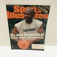 Sports Illustrated February 14, 2000 Michael Jordan Wizards Boss Jordan