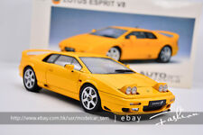 AutoArt 1:18 LOTUS ESPRIT V8 Yellow