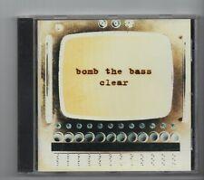(JO133) Bomb The Bass, Clear - 1995 CD