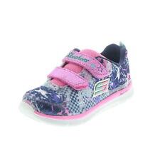 Scarpe blu medio Skechers per bambine dai 2 ai 16 anni