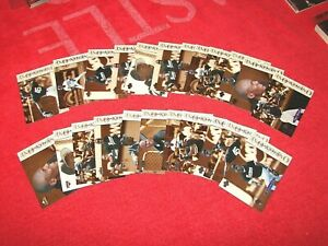 MICHAEL JORDAN 1995 UPPER DECK MINORS ONE ON ONE LOT OF 23 CARDS (MJ1)