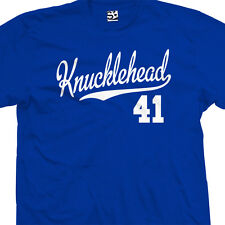 Knucklehead 41 Script Tail T-Shirt - 1941 Bike Motorcycle - All Sizes & Colors