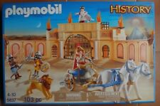 Playmobil Coliseo Romano Circo roman roman arena Gladiador Gladiator 5837