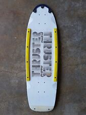 Vintage Skateboard deck MADRID THRUSTER, 80's Dogtown Sims