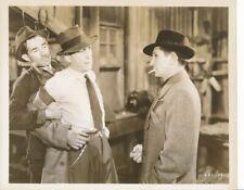 Humphrey Bogart Bob Steele Original Vintage The Big Sleep Wb Film Noir Photo
