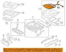 AUDI OEM 15-18 A3 Front Seat-Seat Cushion Htr 8V0963555