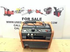 Used RIDGID 4.5 Gallon Portable Air Compressor Electric Small Mini Commercial