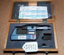 Mitutoyo Digimatic Point Micrometer No. 342-301 (Inv.24371)